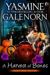 amazon bargain ebooks A Harvest of Bones Occult Horror by Yasmine Galenorn