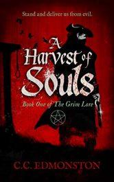 amazon bargain ebooks A Harvest of Souls Horror by C.C. Edmonston