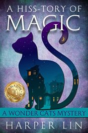 amazon bargain ebooks A Hiss-tory of Magic Cozy Mystery by Harper Lin