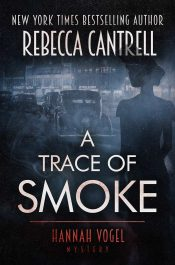 amazon bargain ebooks A Trace of Smoke Historical Mystery by Rebecca Cantrell