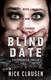 amazon bargain ebooks Blind Date YA/Thriller by Nick Clausen
