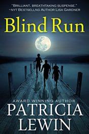 amazon bargain ebooks Blind Run Action Adventure Thriller by Patricia Lewin