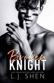 bargain ebooks Broken Knight New Adult Romance by L.J. Shen
