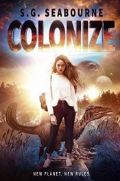 amazon bargain ebooks Colonize Science Fiction by S.G. Seabourne