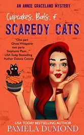 amazon bargain ebooks Cupcakes, Bats, and Scaredy Cats Cozy Mystery by Pamela DuMond