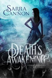 bargain ebooks Death's Awakening Young Adult/Teen Horror by Sarra Cannon