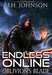 bargain ebooks Endless Online GameLit Scifi/Fantasy by MH Johnson