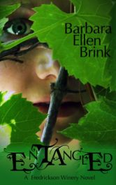 amazon bargain ebooks Entangled Mystery by Barbara Ellen Brink