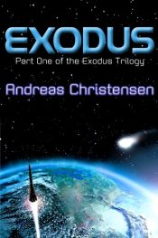 amazon bargain ebooks Exodus Science Fiction by Andreas Christensen