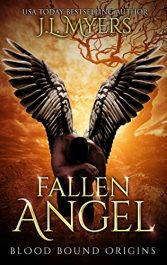 bargain ebooks Fallen Angel Paranormal Thriller by J.L. Myers