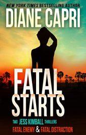 amazon bargain ebooks Fatal Starts Legal Thriller by Diane Capri