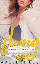 bargain ebooks Flung Curvy Woman Romance by Amy Kuivalainen