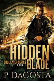 bargain ebooks Hidden Blade Urban Fantasy by Pippa DaCosta