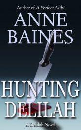bargain ebooks Hunting Delilah Thriller by Anne Baines
