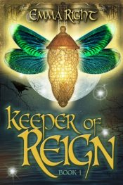 amazon bargain ebooks Keeper of Reign (Book 1) Young Adult/Teen Fantasy Adventure by Emma Right