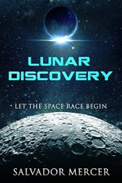 bargain ebooks Lunar Discovery Science Fiction Thriller by Salvador Mercer