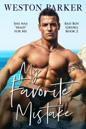 bargain ebooks My Favorite Mistake Contemporary Romance by Weston Parker