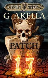 amazon bargain ebooks Patch 17 Dark Fantasy Horror by G. Akella