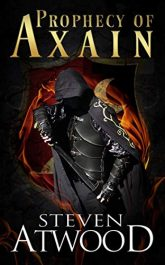 bargain ebooks Prophecy of Axain Young Adult/Teen Fantasy by Steven Atwood
