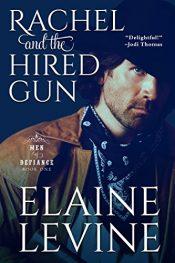 bargain ebooks Rachel and the Hired Gun Historical Romance by Elaine Levine