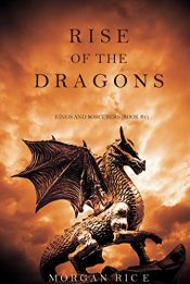 amazon bargain ebooks Rise of the Dragons Young Adult/Teen Epic Fantasy by Morgan Rice