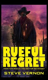 bargain ebooks Rueful Regret Western Horror by Steve Vernon