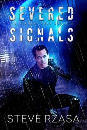 amazon bargain ebooks Severed Signals Classic Thriller by Steve Rzasa