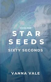 bargain ebooks Sixty Seconds Science Fiction by Vanna Vale