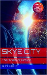 amazon bargain ebooks Skye City: The Trials of Arturo Science Fiction by R. D. Hale