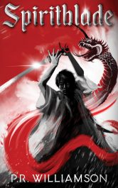 bargain ebooks Spiritblade Young Adult/Teen Fantasy by P.R. Williamson