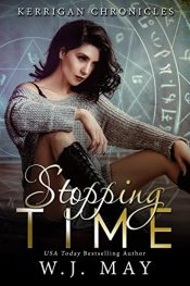 amazon bargain ebooks Stopping Time Romance by W.J. May