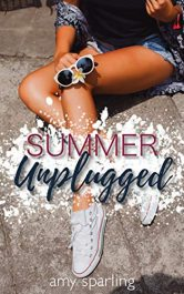 bargain ebooks Summer Unplugged Young Adult/Teen by Amy Sparling