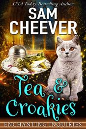 amazon bargain ebooks Tea & Croakies Cozy Mystery by Sam Cheever