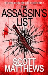 amazon bargain ebooks The Assassin's List Thriller by Scott Matthews