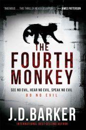 bargain ebooks The Fourth Monkey Thriller by J.D. Barker