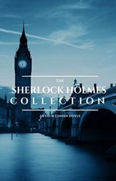 bargain ebooks The Sherlock Holmes Collection Classic Historical Mystery by Arthur Conan Doyle