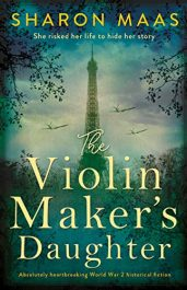 amazon bargain ebooks The Violin Maker's Daughter Historical Fiction by Sharon Maas