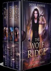 bargain ebooks Wolf Ridge Complete Series Urban Fantasy by Skye Warren