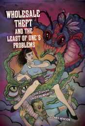 amazon bargain ebooks Wholesale Theft and the Least of One's Problems Action Adventure by Chris Hewson