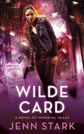 bargain ebooks Wilde Card Urban Fantasy by Jenn Stark