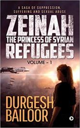 bargain ebooks Zeinah - The Princess of Syrian Refugees Women's Action/Adventure by Durgesh Bailooor