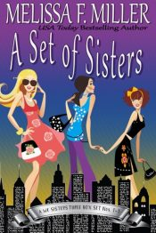 amazon bargain ebooks A Set of Sisters: A We Sisters Three Box Set Cozy Mystery by Melissa F. Miller