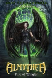 amazon bargain ebooks Almythea Rise of Wingta YA/Teen Science Fiction Fantasy by Aaron Cootes