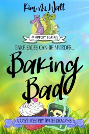 amazon bargain ebooks Baking Bad Cozy Mystery by Kim M. Watt