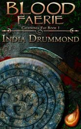 amazon bargain ebooks Blood Faerie Epic Fantasy by India Drummond