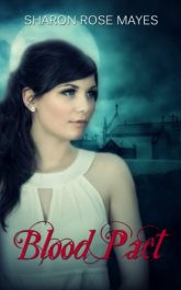bargain ebooks Blood Pact Young Adult/Teen Horror by Sharon Rose Mayes