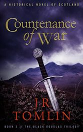 bargain ebooks Countenance of War Historical Fiction by J. R. Tomlin