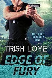 amazon bargain ebooks Edge of Fury Romance by Trish Loye
