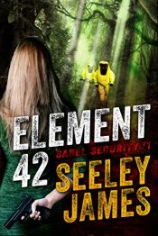 bargain ebooks Element 42 Action / Thriller by Seeley James