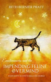 bargain ebooks Emotimancers and the Impending Feline Overmind Fantasy by Beth Bernier Pratt